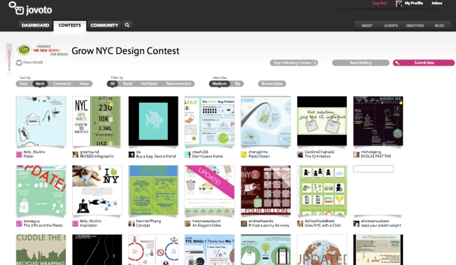 Grow-NYC design challenge